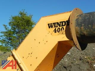 2000 Tarco Windy 400 Leaf Machine