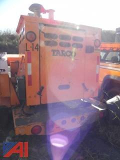 2003 Tarco Windy 400 Leaf Machine