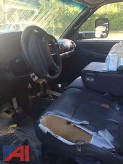 2001 Dodge RAM 3500 Dump/Utility