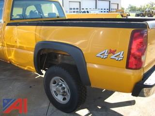 2003 Chevy 2500 Pickup