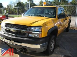 2003 Chevy 2500 Pickup