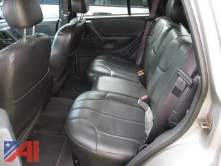 2001 Jeep Cherokee SUV