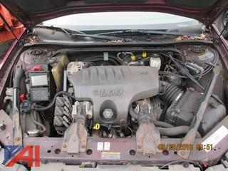 2003 Chevrolet Impala 4DSD