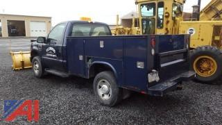 2008 Ford F-350 XL Super Duty Utility Truck