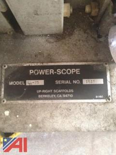 Powerscope Man Lift