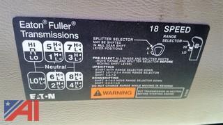 2001 Sterling L9500 6x4 Dump & Plow