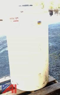 Plastic 165 Gallon Fluid Tank