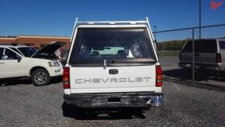 2001 Chevrolet Silverado 1500 Pickup Truck