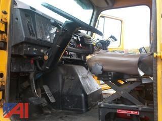 1997 International 4700 2674  4x2 Dump
