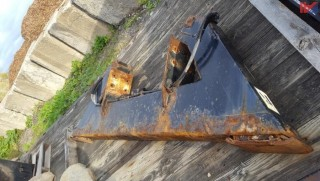 **Pictures Added** National Non-Insulated Boom Body