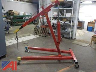 1 Ton Engine Hoist