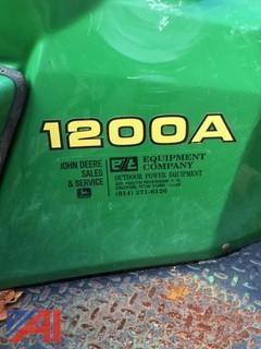 John Deere 1200A Bunker Rake