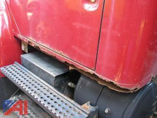 1992 International 4900 Dump