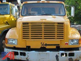 2000 International 4700 Dump