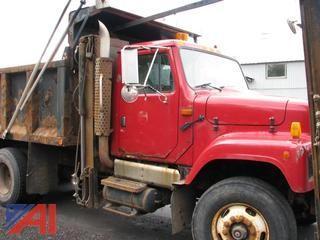 2003 International 2500 Dump