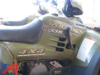 2000 Polaris 335 Sportsman