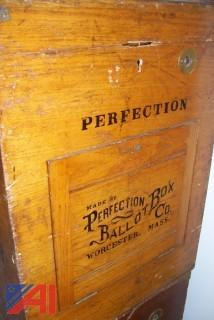 Antique Voting Boxes