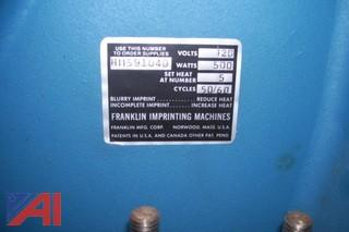 Franklin Embossing Machine