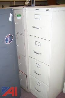 Metal File Cabinets