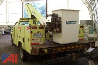 2001 Ford F450 Bucket Truck (E# 34479)