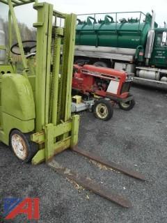 Ingersoll Propane Forklift