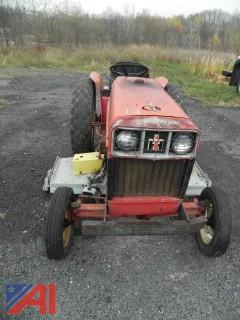 International Lo-Boy Tractor