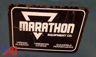 Marathon Cardboard Bailer