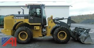 **Updated** 2012 John Deere 624K Loader