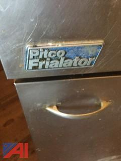 Pitco Frialator Gas Fryer