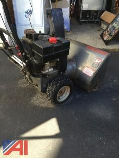 Craftsman Snowblower, Generator, Pressure Washer
