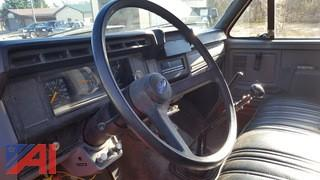 1995 Ford F700 F-Series Dump Truck