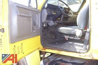 1995 Ford F800 Cone Truck (E#994086)