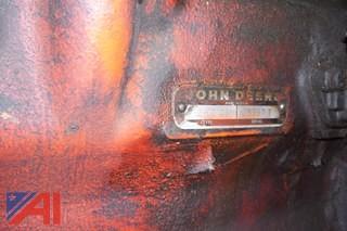 1972 John Deere JD570A Road Grader ( E# 7950)