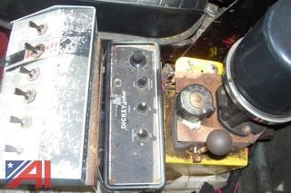 1987 Oshkosh P 2558 SP 6x6 Sander (E#990201)