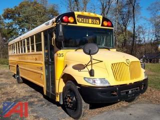 2008 International PB105 School Bus