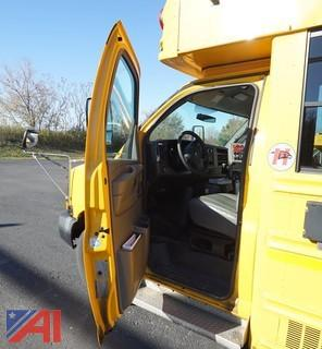 2010 Chevy Collins Mini School Bus