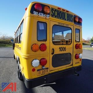 2009 Ford E350 Girardin Mini School Bus