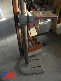 Rockwell No. 15-017 Drill Press