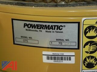 Powermatic 75 Dust Collection System