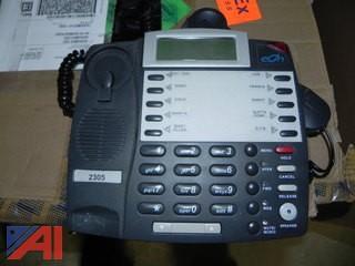 Large Lot of  Eon Cortelco Telephones