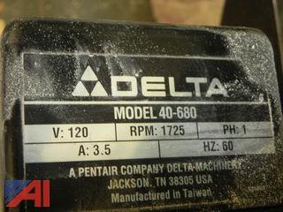 "Delta 40-680 P-20 / 20"" Scroll Saw"