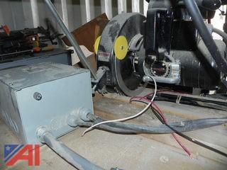 Original Saw Company Radial Arm Saw