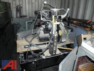 Original Saw Company Radial Arm Saw