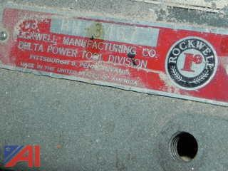 Delta Rockwell BW-3467 Belt Sander