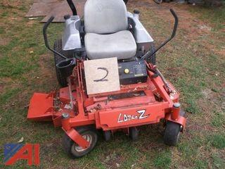Exmark Lazer Zero Turn Mower