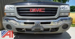 2003 GMC Sierra Pickup Truck