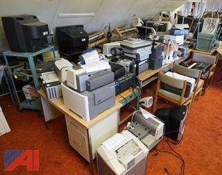Large Group of Surplus Electronics