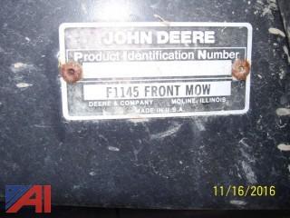 John Deere F1145 Tractor