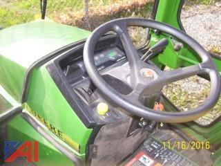 John Deere 425 Tractor