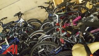 Approximately (17) Assorted Bicycles